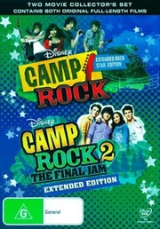 Camp Rock / Camp Rock 2 - The Final Jam