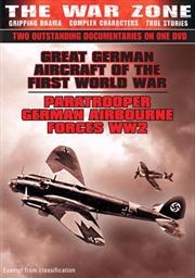 War Zone: Great German Aircraft Of WW1 / Paratrooper German