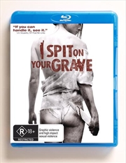 I Spit On Your Grave | Blu-ray