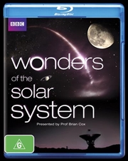 Wonders Of The Solar System | Blu-ray