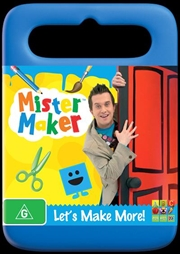 Mister Maker - Let's Make More! | DVD