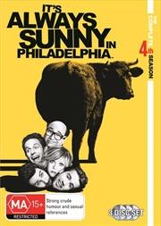 It's Always Sunny In Philadelphia - Season 4 | DVD