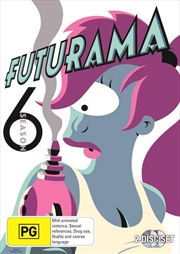Futurama - Season 6 | DVD