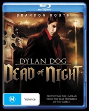Dylan Dog - Dead Of Night | Blu-ray