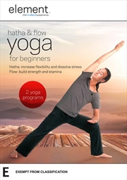 Element: Hatha and Flow Yoga for Beginners | DVD