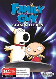 Family Guy - Season 11 | DVD