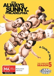 It's Always Sunny In Philadelphia - Season 5 | DVD