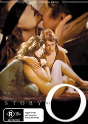 Story Of O: Collector's Edition | DVD