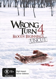 Wrong Turn 4 | DVD
