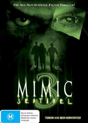 Mimic 3 - Sentinel | DVD