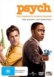 Psych - Season 4 | DVD