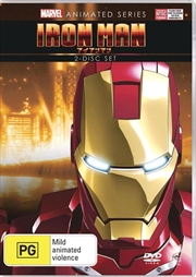 Marvel Animated Series - Ironman | DVD