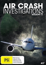Air Crash Investigations   DVD