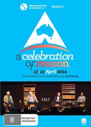 2012 Global Atheist Convention   DVD