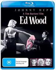Ed Wood - Special Edition | Blu-ray