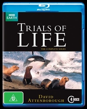 David Attenborough: Trials Of Life: Complete Series