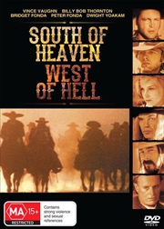 South of Heaven West of Hell | DVD