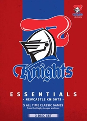 NRL: Essentials: Newcastle Knights | DVD
