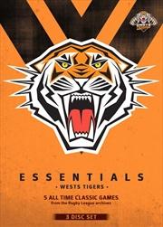 NRL: Essentials:  Wests Tigers