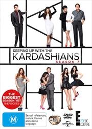 Keeping Up With The Kardashians - Season 7 | DVD