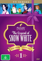 Animated Classics - The Legend Of Snow White - Vol 1 | DVD