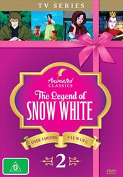 Animated Classics - The Legend Of Snow White - Vol 2 | DVD