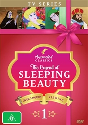 Animated Classics - The Legend Of Sleeping Beauty - Vol 1 | DVD