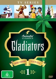 Animated Classics: Gladiators - Vol 1 | DVD