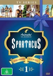 Animated Classics - Spartacus - Vol 1