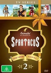 Animated Classics - Spartacus - Vol 2