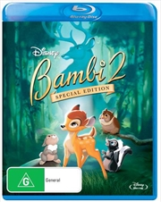 Bambi II: The Great Prince of the Forest Special Edition | Blu-ray