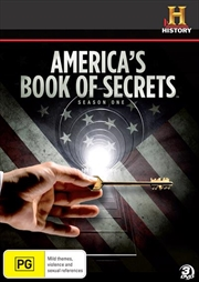 America's Book Of Secrets - Season 1