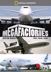 National Geographic: Megafactories: Aviation Wonders | DVD
