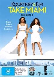 Kourtney and Kim Take Miami - Season 3 | DVD