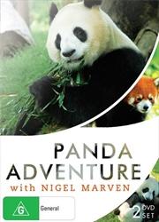 Panda Adventure With Nigel Marven | DVD