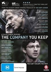 Company You Keep, The | DVD
