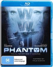 Phantom | Blu-ray