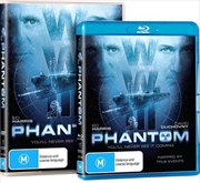 Phantom | Blu-ray + DVD