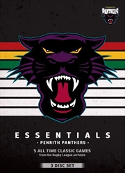 NRL: Essentials: Penrith Panthers | DVD