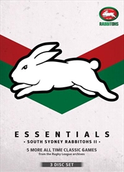 NRL: Essentials: South Sydney Rabbitohs II | DVD