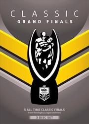 NRL: Classic Grand Finals