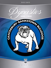 NRL: Rugby League Dynasties: Canterbury-Bankstown Bulldogs: Dog Days 1980-88 | DVD