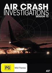 Air Crash Investigations: Season 12 | DVD