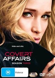 Covert Affairs - Season 3 | DVD