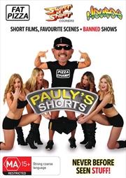 Pauly's Shorts | DVD