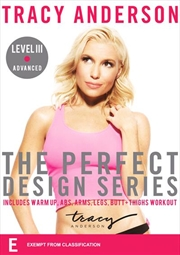 Tracy Anderson: The Perfect Design Series Level III - Advanced