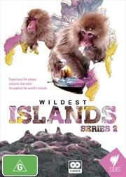 Wildest Islands - Series 2   DVD