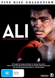 ESPN - Ali The Greatest Of All Time | DVD