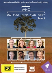 Who Do You Think You Are? - Series 6