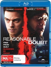 Reasonable Doubt | Blu-ray
